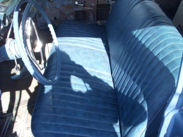 1959 Chevrolet Parkwood Station Wagon For Sale Chevrolet
