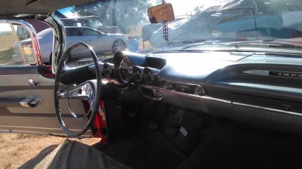 1959 chevy impala original paint interior for sale chevrolet impala impala 1959 for sale in. Black Bedroom Furniture Sets. Home Design Ideas