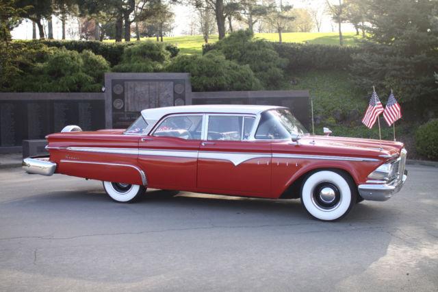 "1959 Edsel Ranger ""Only 45k miles!"" Parade car ""Rare ..."