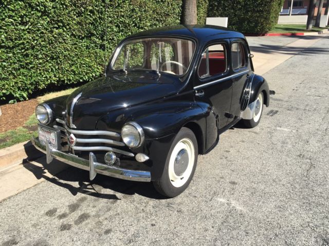 1959 Renault 4cv For Sale Renault Other 1959 For Sale In