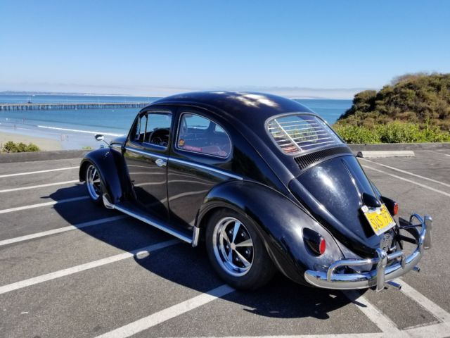 1959 volkswagen bug, daily driver, 1600cc, narrowed, lowered