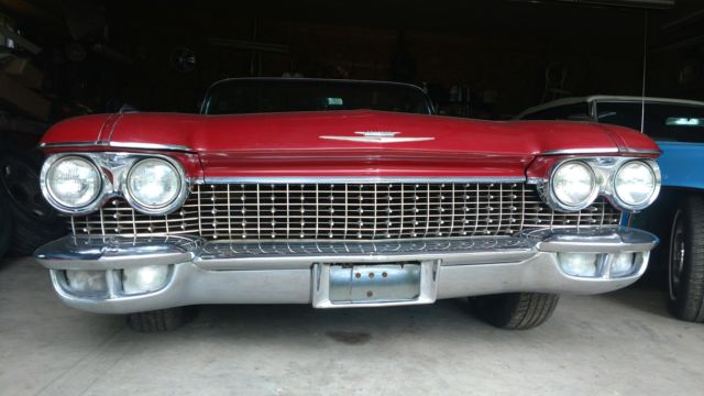 1960 cadillac convertible 100 complete for sale cadillac other 1960 for sale in hartville. Black Bedroom Furniture Sets. Home Design Ideas