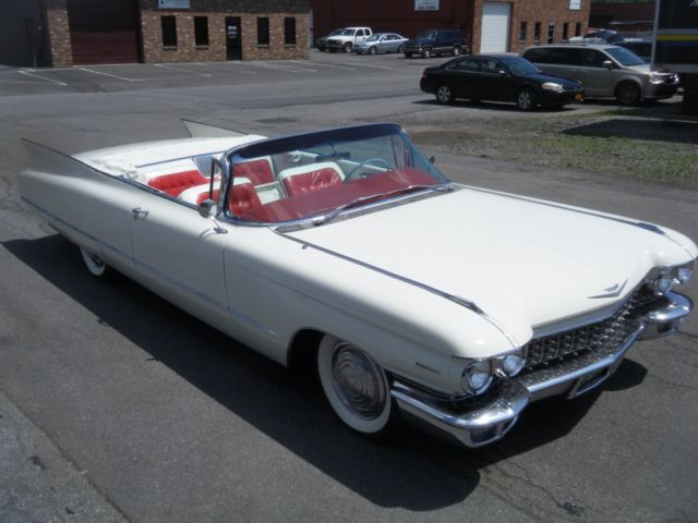 1960 cadillac convertible like my 1959 its a beautiful car from the south for sale cadillac. Black Bedroom Furniture Sets. Home Design Ideas