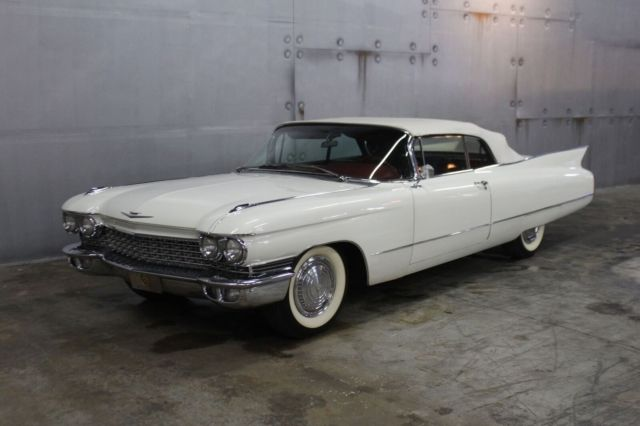 1960 cadillac convertible serie 62 for sale cadillac eldorado 1960 for sale in fort lauderdale. Black Bedroom Furniture Sets. Home Design Ideas