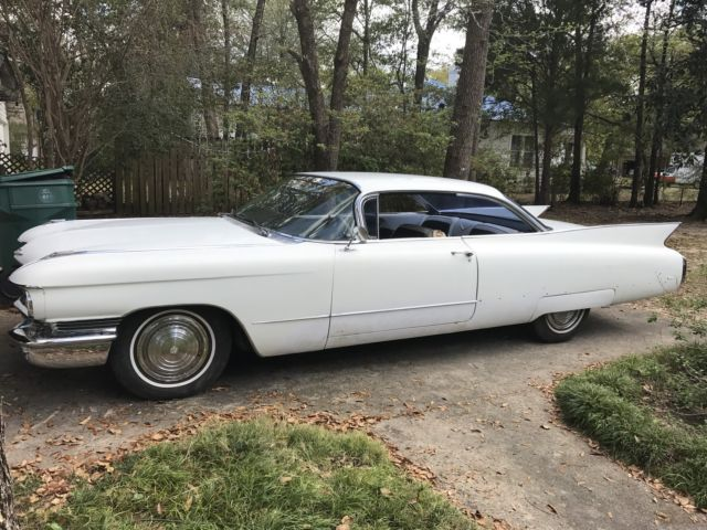 1960 Cadillac Coupe Deville For Sale: 1960 Cadillac Coupe DeVille 2-Door Original Unrestored Car