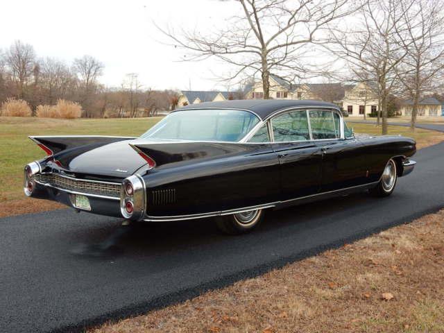 1960 Cadillac Fleetwood 4 door for sale - Cadillac Fleetwood