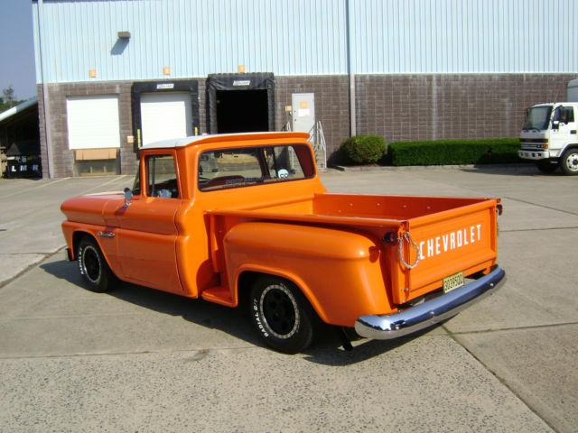 1960 chevrolet apache pick up frame off restoration for sale chevrolet other pickups 1960. Black Bedroom Furniture Sets. Home Design Ideas