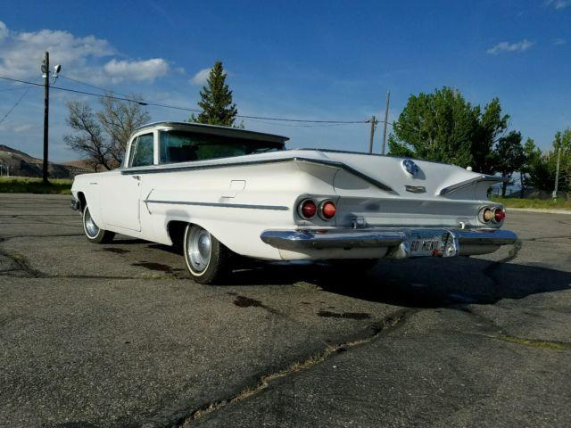 1960 Chevrolet El Camino for sale - Chevrolet El Camino 1960 for