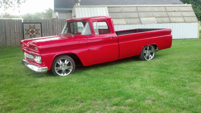 1960 chevy c 10 truck for sale chevrolet c 10 1960 for sale in winterset iowa united states. Black Bedroom Furniture Sets. Home Design Ideas