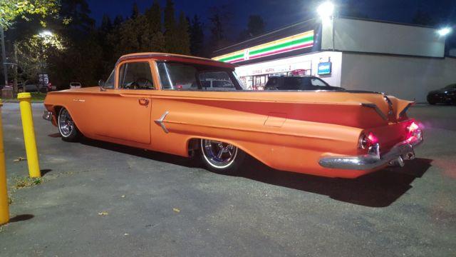 1960 CHEVY ELCAMINO like 1959 for sale - Chevrolet El Camino