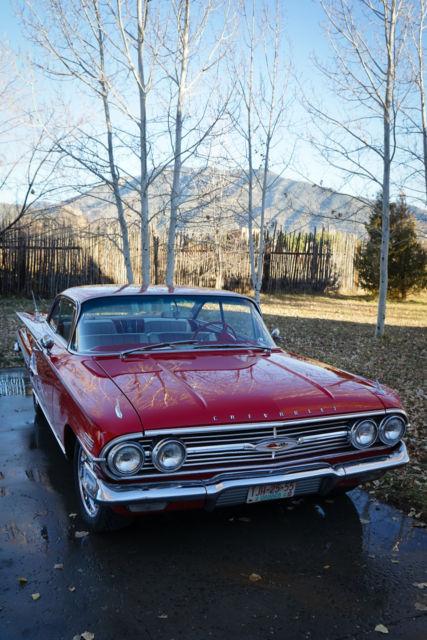 1960 Chevy Impala 348 4spd, 3x2 for sale - Chevrolet ...