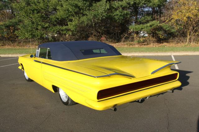 1960 chevy impala chop top custom lowrider street show car hot rod for sale chevrolet impala