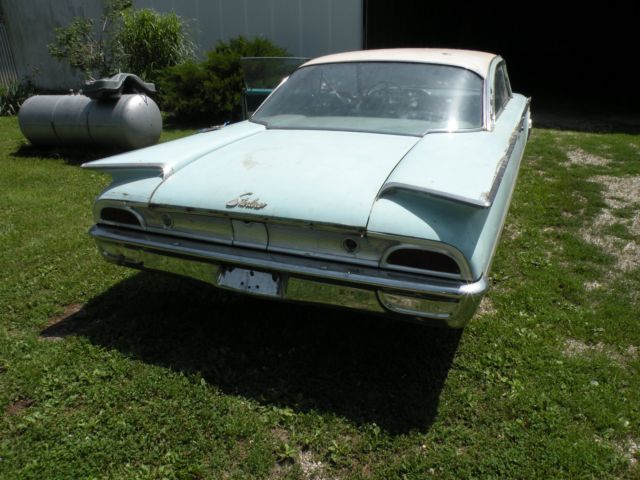 1960 Ford Starliner Very Rare For Sale Ford Other 1960