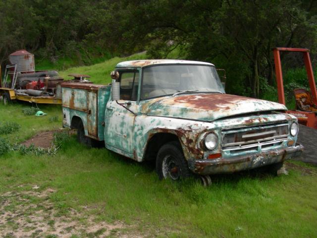 1960 International 1100 Service Truck For Sale