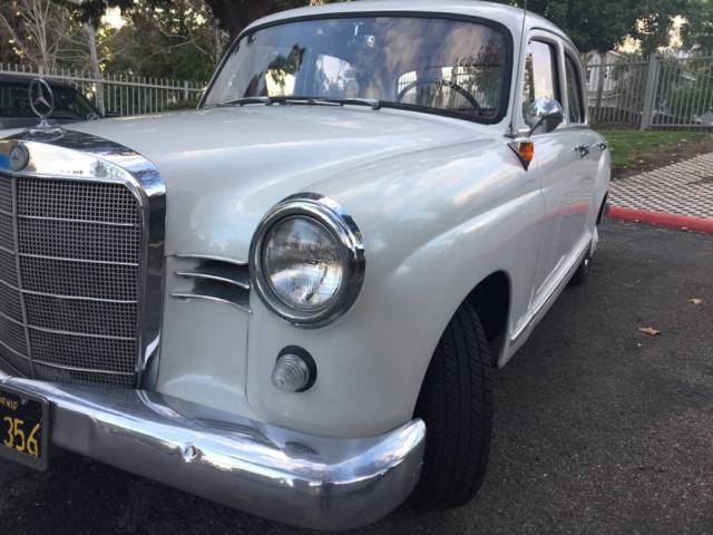1960 mercedes benz 190 ponton w121 for sale mercedes for 190 mercedes benz for sale