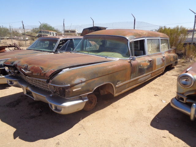 1960 Miller-Meteor Cadillac Hearse/Ambulance (Ecto-1 Car) for sale