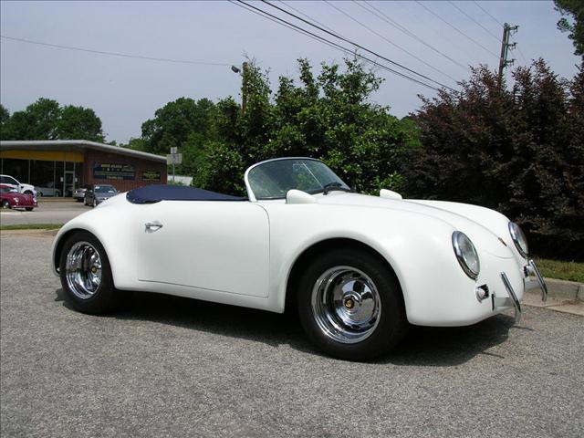1960 Vintage Speedster 356 Speedster Replica Wide Body Convertible For Sale Porsche 356 Wide