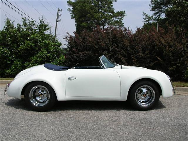 1960 Vintage Speedster 356 Speedster Replica Wide Body Convertible For Sale Porsche 356 Wide