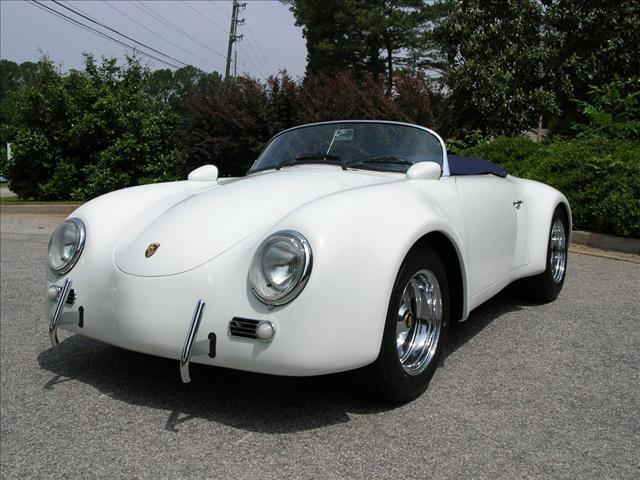 1960 Vintage Speedster 356 Speedster Replica Wide Body