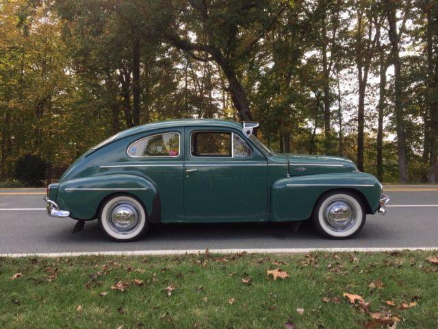 1960 Volvo 544, restored, car show winner, former movie car, B16, 6-volt, 4-spd for sale - Volvo ...
