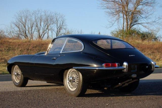 1961 3 8 jaguar e type fhc for sale jaguar e type 1961 for sale in lemon grove california. Black Bedroom Furniture Sets. Home Design Ideas