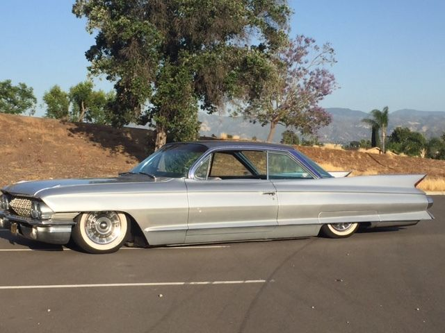 1961 Cadillac Coupe Deville Custom Lowrider For Sale