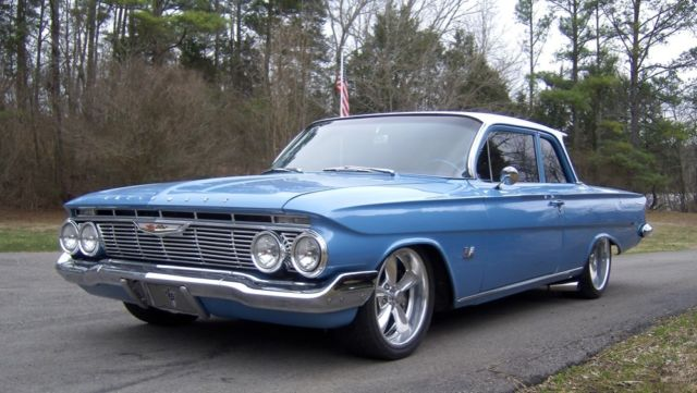 1961 Chevrolet Biscayne For Sale Chevrolet Biscayne 1961