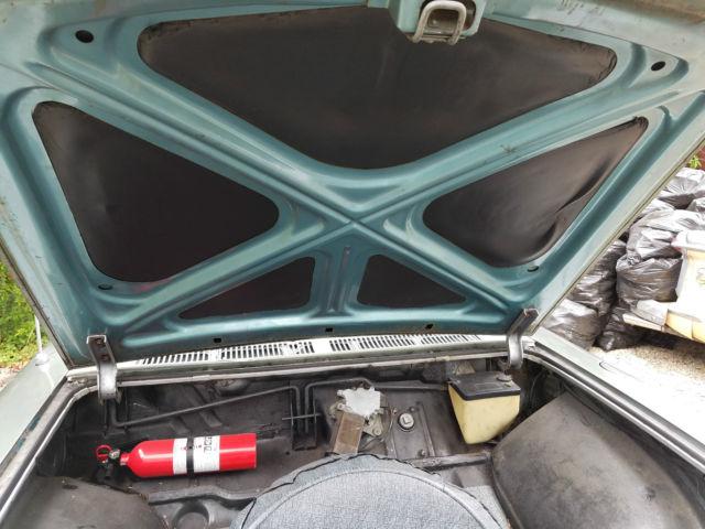 1961 Chevrolet Corvair Lakewood Station Wagon 1964