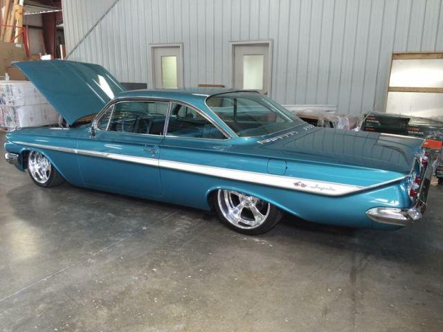 1961 Chevrolet Impala Bubble Top LS Swap Air-ride Vintage ...