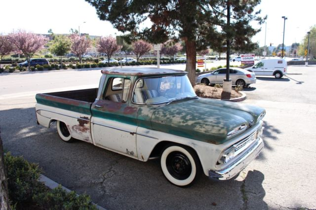 1961 chevy apache patina c10 frame off for sale chevrolet other pickups 1961 for sale in. Black Bedroom Furniture Sets. Home Design Ideas