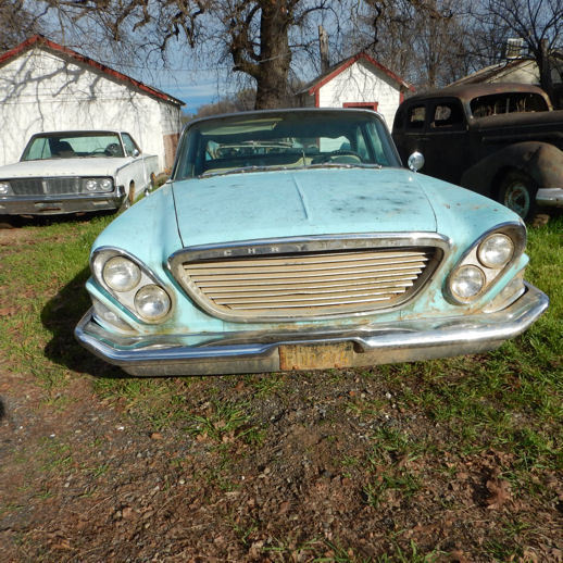 1961 Chrysler Newport WITH EXTRA PARTS! Last Year Of Big