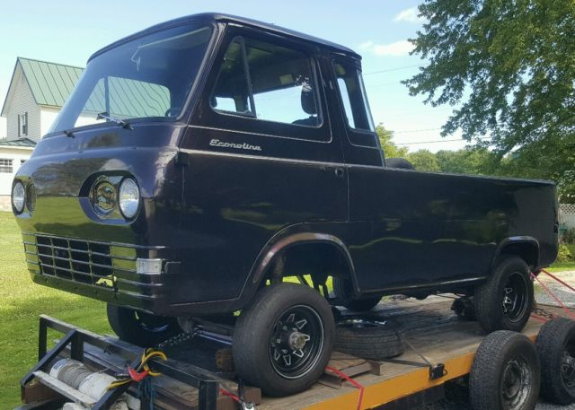 1961 Ford Econoline Van Truck 4x4 Conversion for sale - Ford Other