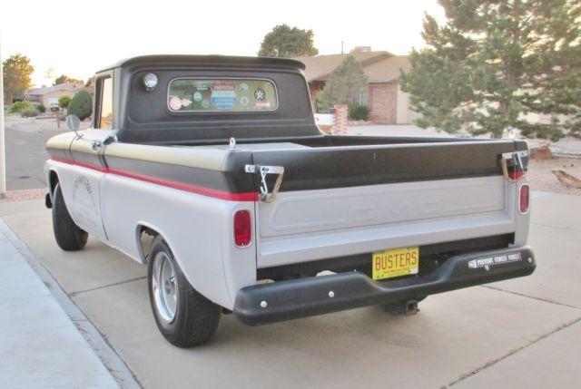 1961 Gmc C1000 Truck