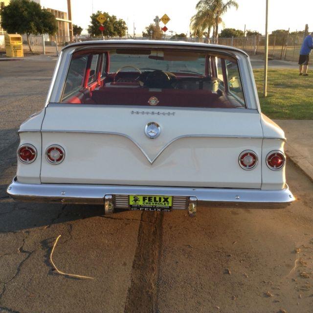 1961 Impala Nomad Wagon For Sale