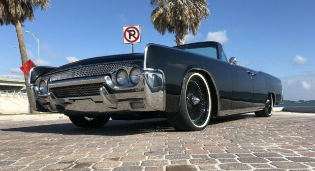 1961 Lincoln Continental Convertible Stunner For Sale Lincoln Continental 1961 For Sale In Miami Florida United States