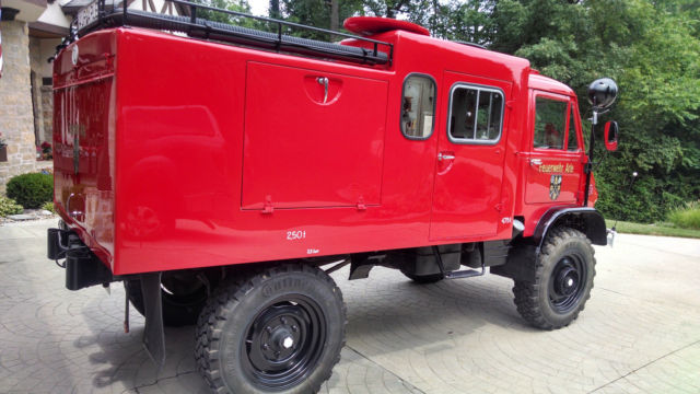 1961 Mercedes-Benz Unimog Fire Truck for sale - Mercedes-Benz Unimog on unimog tractor, unimog usa, unimog crew cab, unimog 4x4, unimog colorado, unimog off-road, unimog boss, unimog with front loader, unimog trucks, unimog interior, unimog doka, unimog u1000, unimog attachments, unimog pto, unimog variants,
