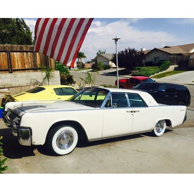 1961 suicide door lincoln continental for sale lincoln. Black Bedroom Furniture Sets. Home Design Ideas