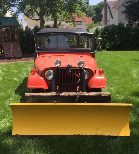 1961 Willys Jeep CJ5 For Sale