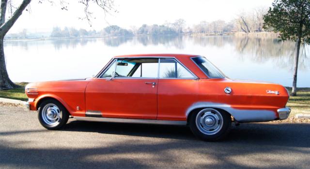 Chevy Car Parts Orange Ca