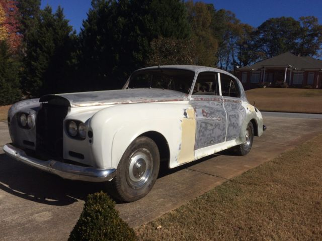 1962 bentley s3 right hand drive for sale bentley other 1962 for sale in rex georgia. Black Bedroom Furniture Sets. Home Design Ideas