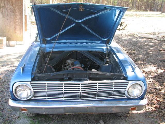 1962 Blue Ford Falcon, Rebuilt Engine for sale - Ford Falcon
