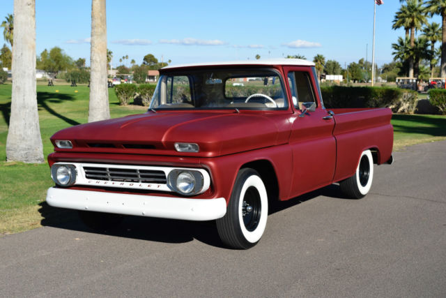 1962 c10 ls swap 5 3 hotrod bagged truck c 10 c 10 chevy 1963 1964 1966 1965 lsx for sale. Black Bedroom Furniture Sets. Home Design Ideas