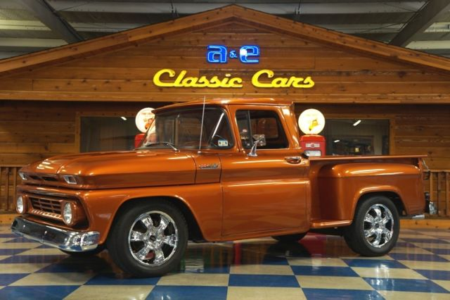 Chevy 1971 Truck >> 1962 Chevrolet C10 Stepside Pickup for sale - Chevrolet C-10 -- 1962 for sale in Local pick-up only