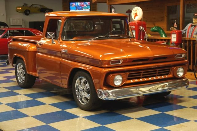 1962 Chevrolet C10 Stepside Pickup For Sale Chevrolet C