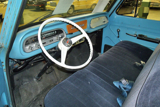 1962 Chevrolet Corvair Greenbrier Sportwagon For Sale