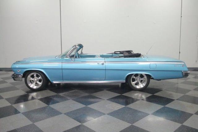 1962 Chevrolet Impala SS 409 Convertible 409 V8 4 Speed