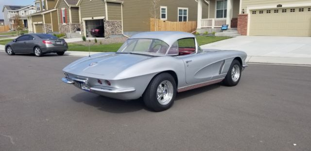 1962 Chevy Corvette Dual Quads Hard and Soft tops  Great