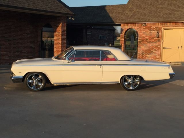 1962 chevy impala super sport 2 door hardtop for sale chevrolet impala 1962 for sale in. Black Bedroom Furniture Sets. Home Design Ideas