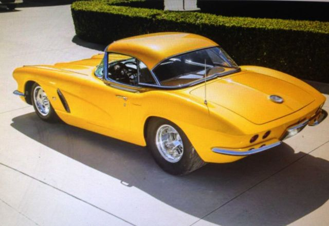 1962 corvette resto mod project car for sale chevrolet corvette convertible with hard top 1962. Black Bedroom Furniture Sets. Home Design Ideas