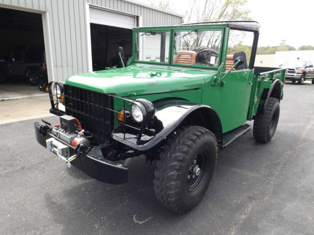 1962 dodge m37 power wagon for sale dodge power wagon for Motorized wagon for sale